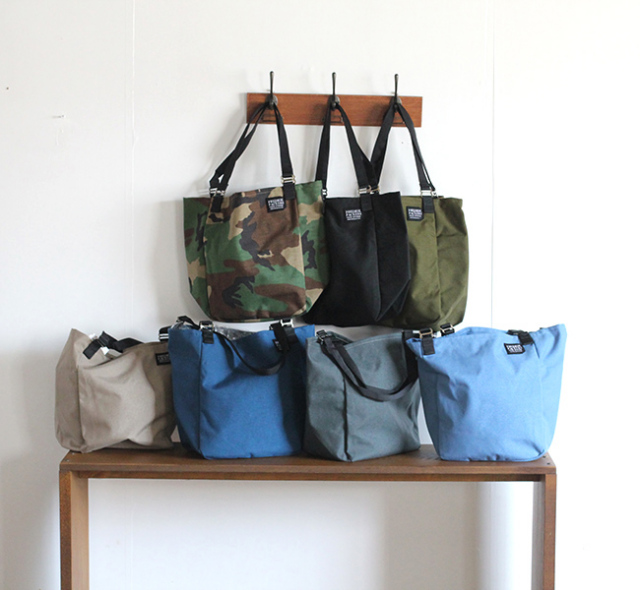 FREDRIK PACKERS フレドリックパッカーズ MISSION TOTE S ミッショントートS