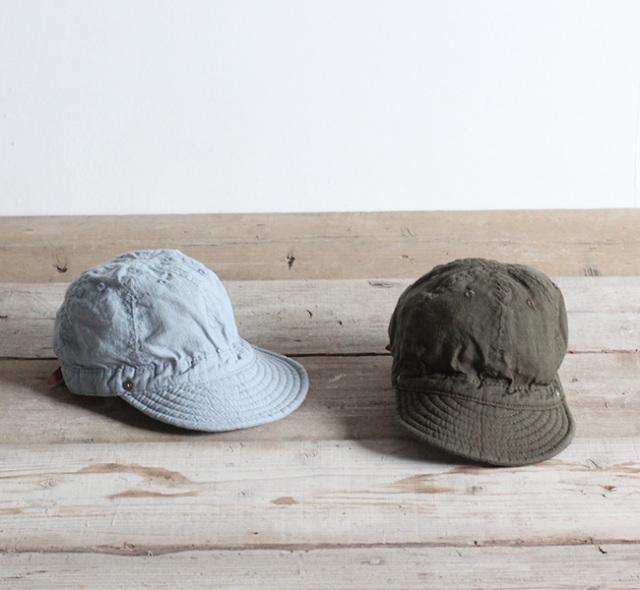 DECHO(デコ)  SHALLOW KOME CAP シャロウコメキャップ