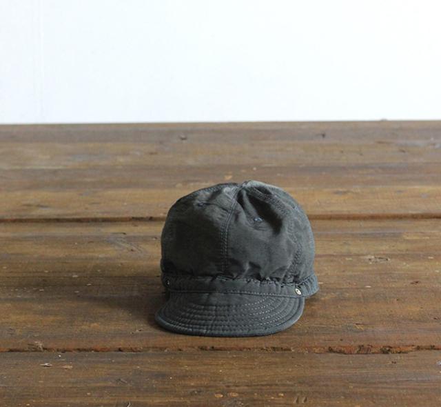 DECHO(デコ) 6401 KOME CAP SUMIGRAY