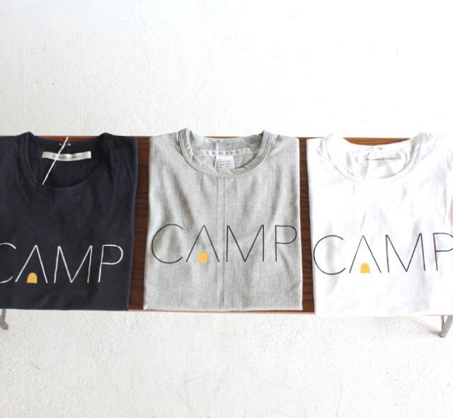 EEL イール CAMP Tシャツ