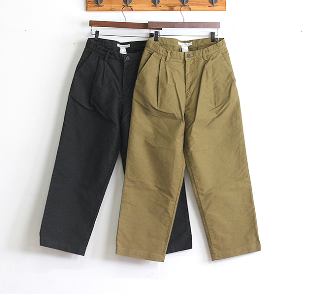EEL Products イール プロダクツ  DIRT TROUSERS