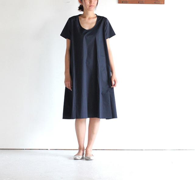 mizuiro-ind /ミズイロインド Aラインワンピース 半袖