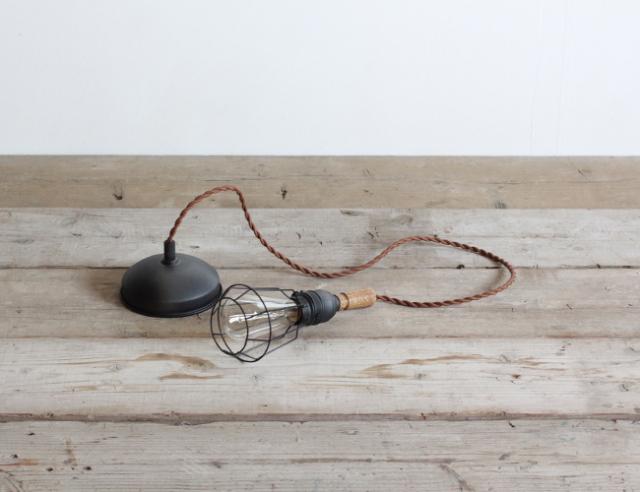 Yard Pendant ヤードペンダントライト カーボン電球