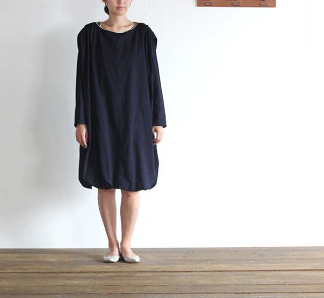 ordinary fits オーディナリーフィッツ レディース ワンピース OL-0032D IND