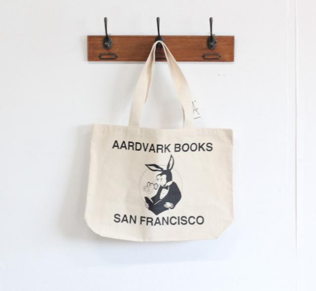 AARDVARK BOOKS TOTE BAG ブック トート