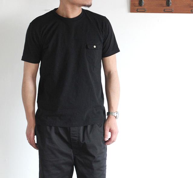 Jackman ジャックマン  JM5550 US Cotton Pocket T-Shirt ポケットTシャツ
