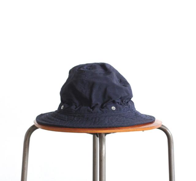 DECHO デコ  TEXTILE  INDIGO6040 HUNTER HAT ハンターハット
