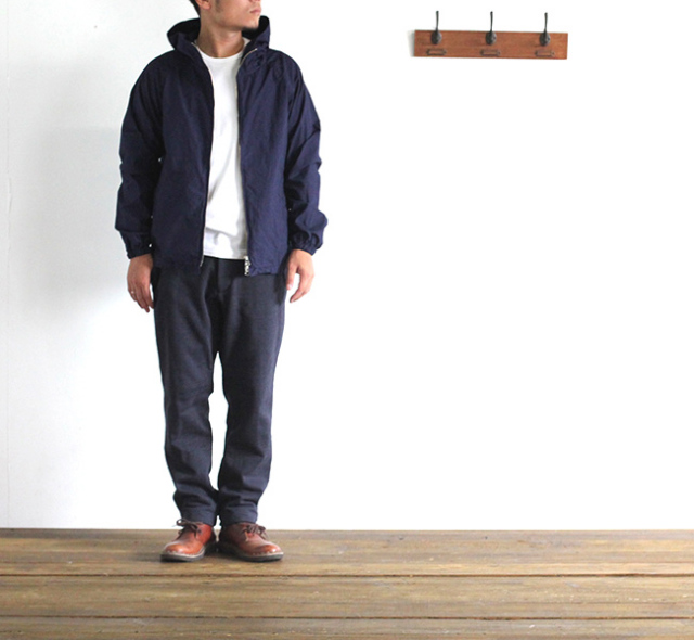 ordinary fits オーディナリーフィッツ SWING PARKA 3