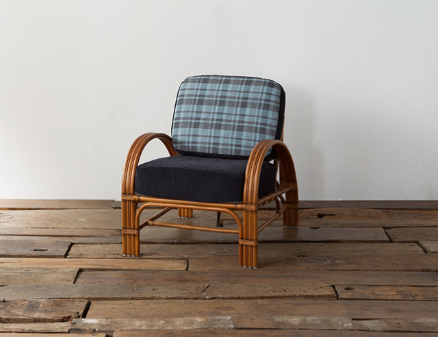ACME FURNITURE アクメファニチャー WICKER ARM CHAIR ウィッカーアームチェア