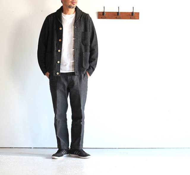 SALE40%  A VONTADE アボンタージ Russell Shawl Collar Cardigan