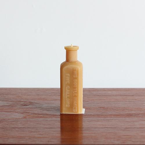 POLLEN ARTS  ROOT BEER EXTRACT BEE WAX 蜜蝋キャンドル