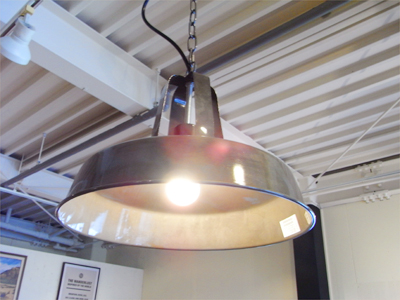 ACME FURNITURE アクメファニチャー BOLSA LAMP ボルサランプシルバー