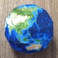 地球儀(直径約6cm)