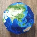 地球儀(直径約9cm)