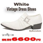 Vintage White�ɥ쥹���塼��