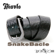 Diavlo Snake Backle  Belt