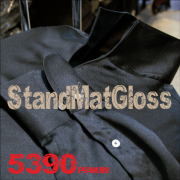 Stand Matgloss Dress Shirts