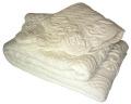 ブティBOUTIS キルトベッドカバー、ベッドスプレッド240×260cmサイズ(TURPENTO・アイボリー)CVR_BT_LIT24::他サイズお取り寄せ可能