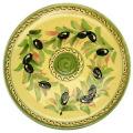 デザート皿2枚セット(オリーブ)ASS_RD02