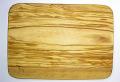 オリーブの木のまな板、オリーブウッドカッティングボード 長方形中サイズ PLC_29