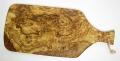オリーブの木のまな板、オリーブウッドカッティングボード Bモデル PLC_B09