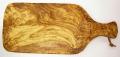 オリーブの木のまな板、オリーブウッドカッティングボード Bモデル PLC_B22