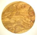 オリーブの木のピザプレート直径30cmサイズ【フランス】オリーブウッド木製 PIZ_21