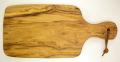 オリーブの木のまな板、オリーブウッドカッティングボード AモデルPLC_A36