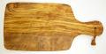 オリーブの木のまな板、オリーブウッドカッティングボード AモデルPLC_A42