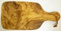オリーブの木のまな板、オリーブウッドカッティングボード AモデルPLC_A47