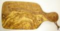 オリーブの木のまな板、オリーブウッドカッティングボード AモデルPLC_A48