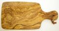 オリーブの木のまな板、オリーブウッドカッティングボードAモデルPLC_A59
