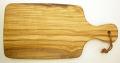 オリーブの木のまな板、オリーブウッドカッティングボードAモデルPLC_A61