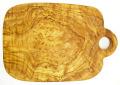 オリーブの木のまな板、オリーブウッドカッティングボード Cモデル PLC_C57