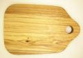 オリーブの木のまな板、オリーブウッドカッティングボードCモデル PLC_C86
