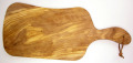 オリーブの木のまな板、オリーブウッドカッティングボード Eモデル大サイズ PLC_EG01