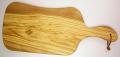 オリーブの木のまな板、オリーブウッドカッティングボード Eモデル大サイズ PLC_EG04