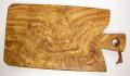 オリーブの木のまな板、オリーブウッドカッティングボード Fモデル PLC_F08