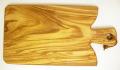 オリーブの木のまな板、オリーブウッドカッティングボード Fモデル PLC_F14