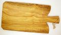 オリーブの木のまな板、オリーブウッドカッティングボード Fモデル大サイズ PLC_FG01