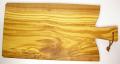 オリーブの木のまな板、オリーブウッドカッティングボード Fモデル特大サイズ PLC_FG11