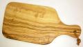 オリーブの木のまな板、オリーブウッドカッティングボード 小サイズ PLC_P139