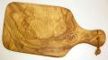 オリーブの木のまな板、オリーブウッドカッティングボード 小サイズ PLC_P142