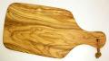 オリーブの木のまな板、オリーブウッドカッティングボード 小サイズ PLC_P143