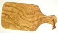オリーブの木のまな板、オリーブウッドカッティングボード小サイズ PLC_P152