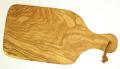 オリーブの木のまな板、オリーブウッドカッティングボード小サイズ PLC_P153