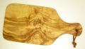 オリーブの木のまな板、オリーブウッドカッティングボード小サイズ PLC_P154