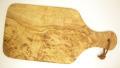 オリーブの木のまな板、オリーブウッドカッティングボード小サイズ PLC_P163