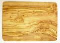 オリーブの木のまな板、オリーブウッドカッティングボード長方形大サイズ PLC_G3_105