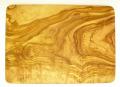 オリーブの木のまな板、オリーブウッドカッティングボード長方形大サイズ PLC_G3_109